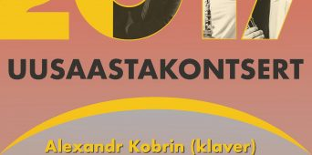 EMTA Uusaastakontserdil esineb pianist Alexander Kobrin