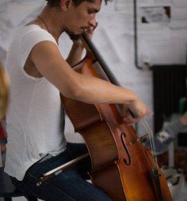 Improvisatsioonikursus: Sergio Castrillón