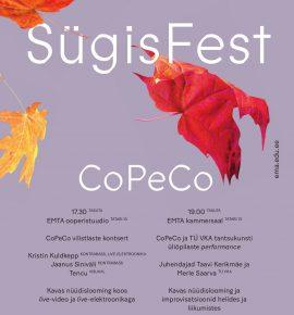 SügisFest. CoPeCo vilistlaste kontsert