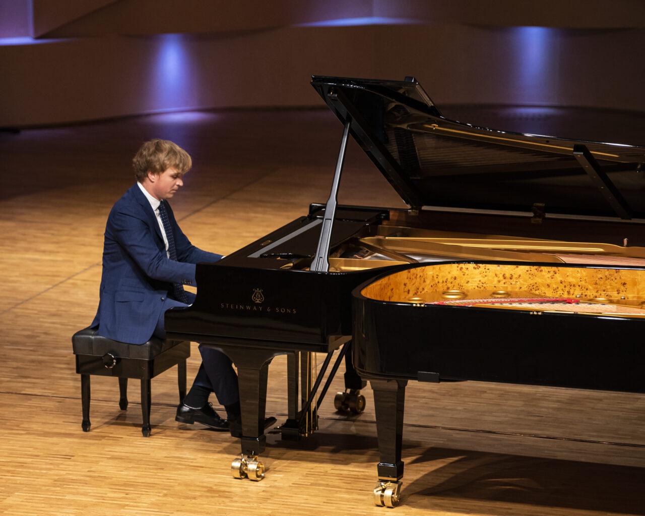 Johan Randvere. Photo: Külli Rummel