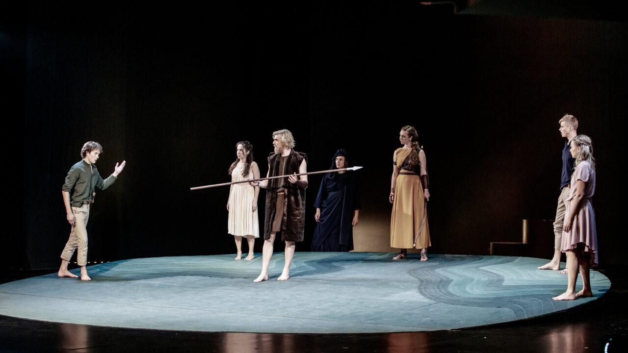 Suveöö unenägu. Foto: Valdo Ots / Ugala teater